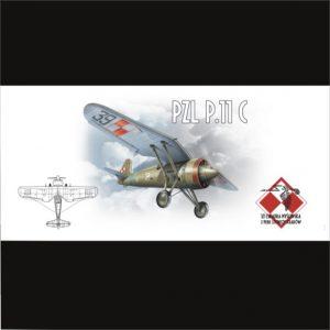 Kubek PZL P11c
