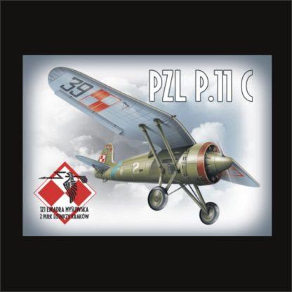 Magnes PZL P.11c