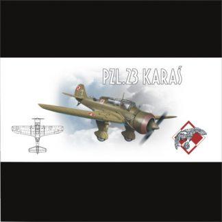 Kubek PZL 23 Karaś